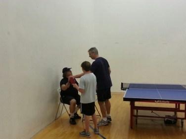newport beach ping pong