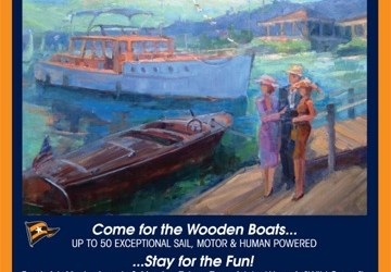 June 4th Wooden Boat Festival