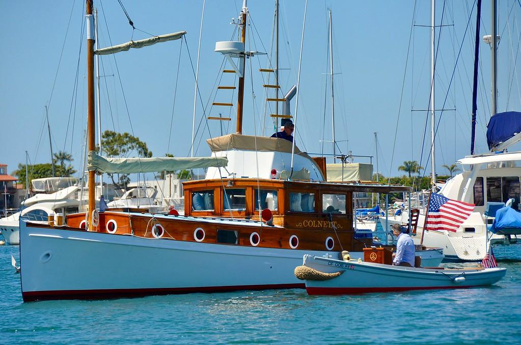 2017 Winners Newport Beach Wooden Boat Festival June 8
