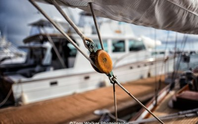 Wooden Boat Concours d'Elegance
