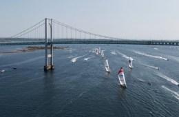 Leg 7 start Newport to Lisbon highlights