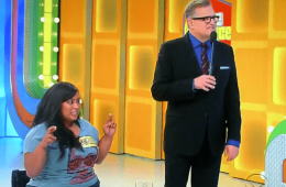 Price is right wheelchair