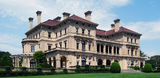 The Breakers Mansion Newport RI