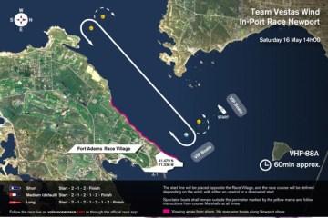 Volvo Ocean Race Newport In Port races