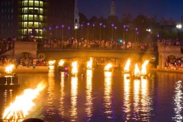 waterfire 2015