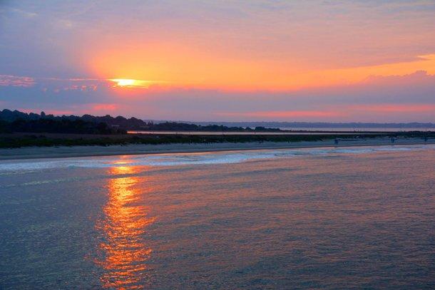 2nd beach sunrise