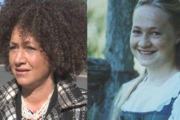 rachel dolezal side by side