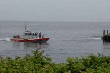 Missing Swimmer narragansett
