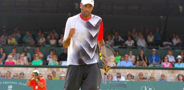 Rajeev Ram Newport RI Tennis Hall of Fame 2015 Champion
