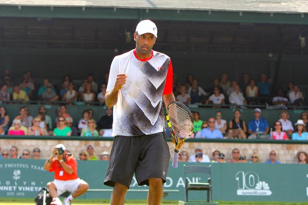 Rajeev Ram Newport RI Tennis Hall of Fame 2015 Champion
