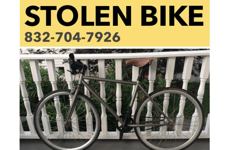 Stolen Bike Newport RI