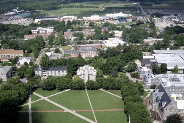 University Of Rhode Island >> Uri Named 3 Most Beautiful Coastal College Campus In U S