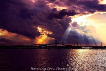 Best Shot of Newport Bridge Ever Lee Abney