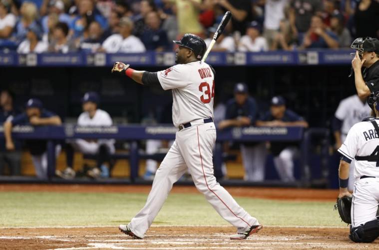 Big Papi 500 home runs