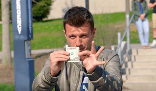 Mat Franco URI magic trick
