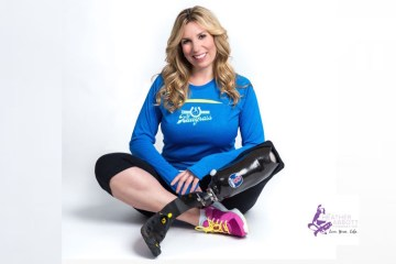 Heather Abbott team limb it less