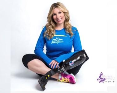 Heather Abbott team limb it less