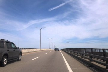 Jamestown Bridge RI
