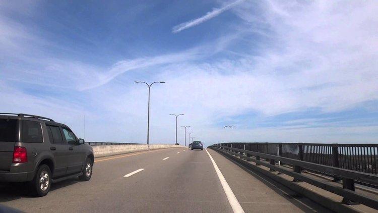 Jamestown Bridge RI
