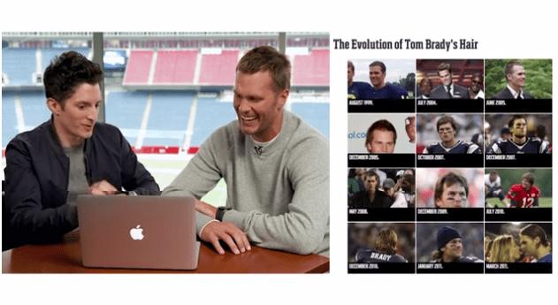 Tom Brady's Hair