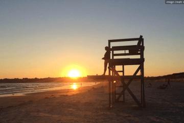 2nd Beach Sunset Brigid Shea