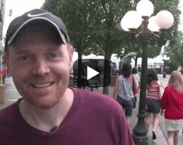 Bill Burr Newport RI Walking Tour