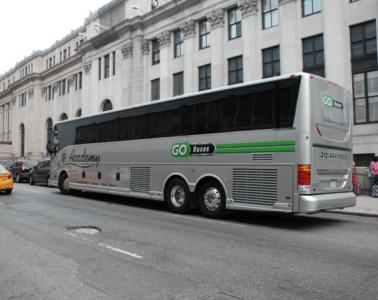 providence nyc bus