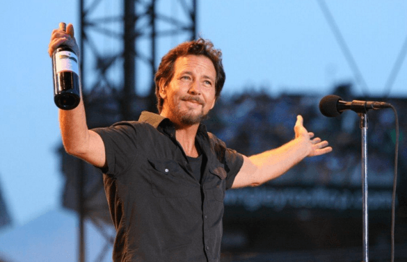 Eddie Vedder 2015