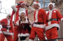 Santa Con Newport Pub Crawl