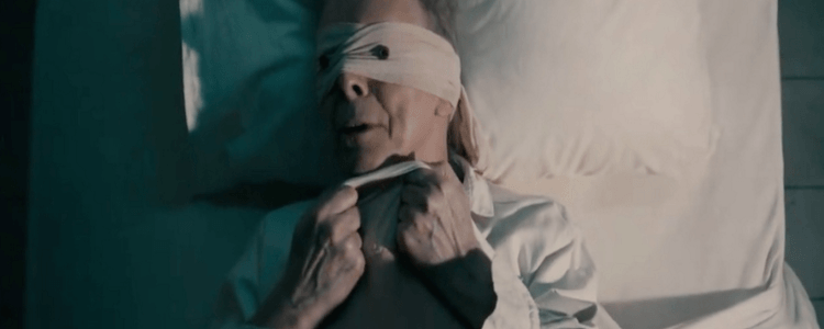 David Bowie Lazarus Hospital Bed