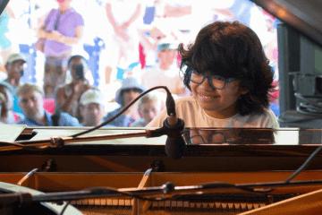 Newport Jazz Festival 2015 Joey Alexander