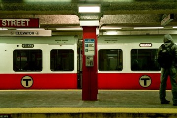 Boston-T-Subway