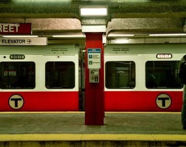 Boston-T-Subway