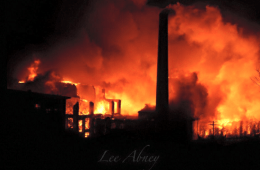 Fall River Fire Lee Abney