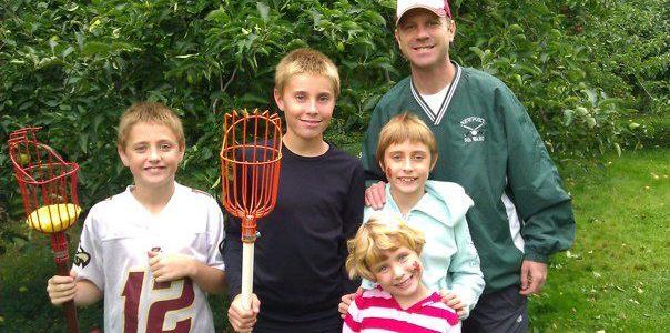 Jamie Crowley Family