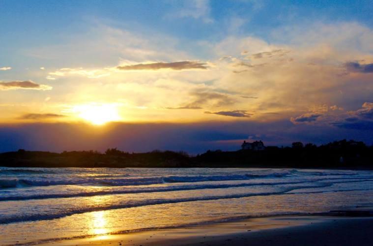 Baileys Beach Newport RI