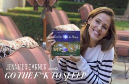 Jennifer Garner Go The Fuck To Sleep