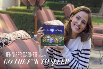 Jennifer Garner Go The Fuck To Sleep