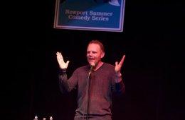 Newport Comedy Series Bill Burr