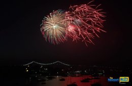 Newport Ri 4th of July Fireworks