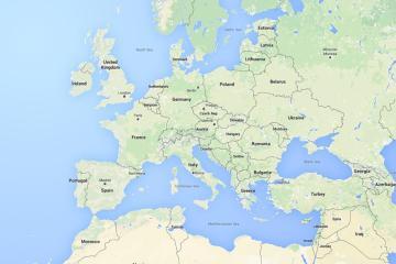 travel alert europe