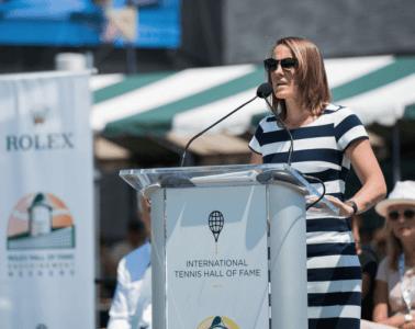 Justine Henin Tennis Hall of Fame