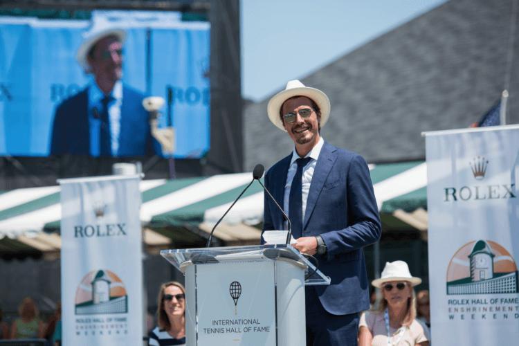 Marat Safin Tennis Hall of Fame