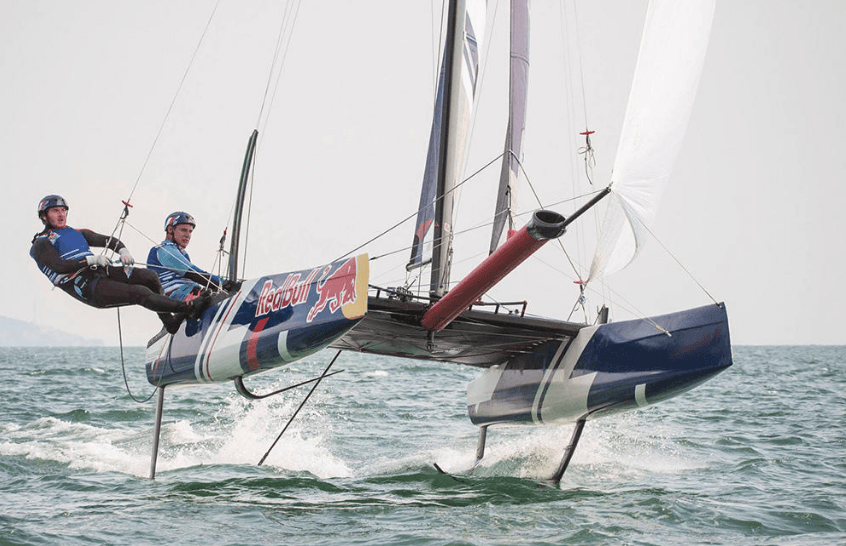 Red Bull Hydro Foil Racing Gets Underway This Weekend In Newport Newport Buzz
