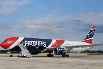 patriots airkraft