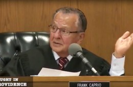 Judge frank Caprio