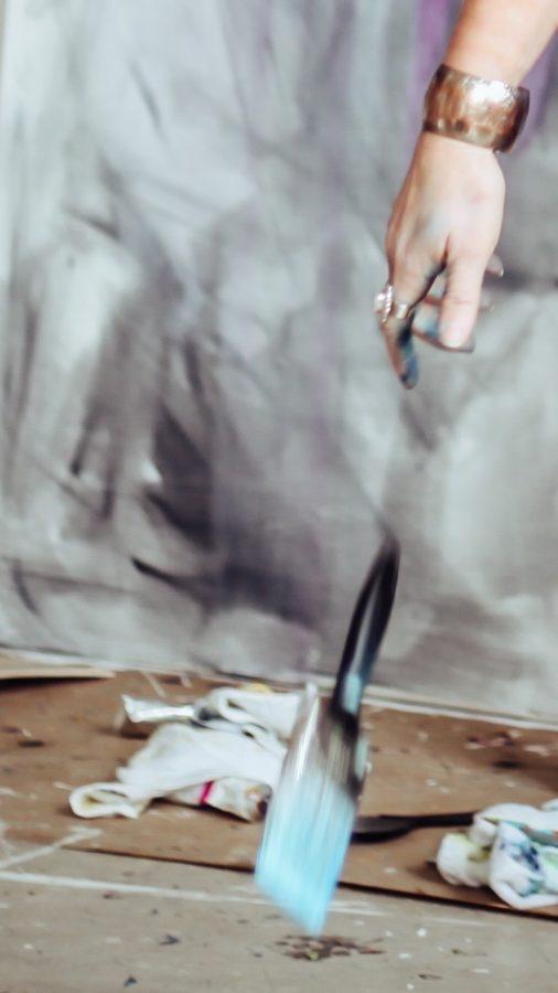 Mia Tarducci Artist Mic Drop