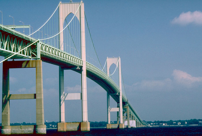 Newport Bridge construction to start up again on May 12th