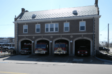 newport fire department