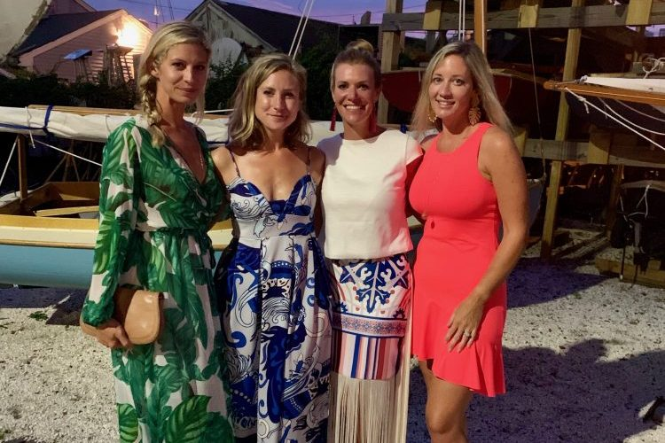 Lea Savas, Becca Bertrand, Kristin MacMannis, Meaghan Moe